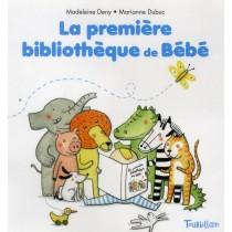 La première bibliothèque de bébé