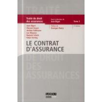 Le contrat d'assurance T.3 (2E édition)
