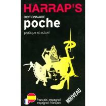 Harrap'S Poche Espagnol-Francais