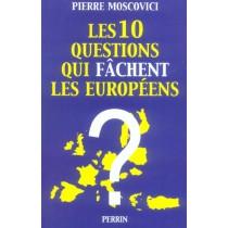 Les 10 Questions Qui Fachent Les Europeens