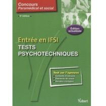 Entrée en IFSI - Tests psychotecniques (6e édition)