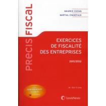 Exercices de fiscalité des entreprises 2011-2012