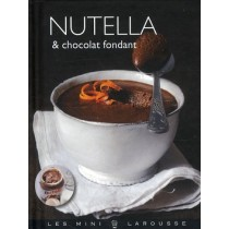Nutella et chocolat fondant