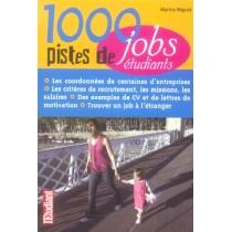 1000 Pistes De Jobs Etudiants