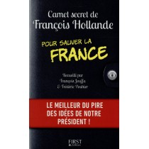 Carnet secret de François Hollande