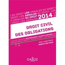 Droit civil des obligations (édition 2014)