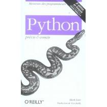 Python Precis Et Concis 3e Edition