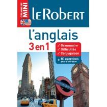 Le Robert - Mini l'anglais
