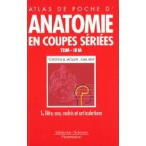 Atlas De Poche D Anatomie En Coupes Series T.1