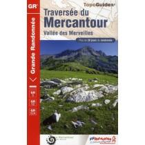 Traversée du Mercantour - Vallée de Merveilles - 04-06-GR-507 (édition 2010)