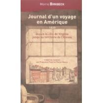Journal d'un voyage en Amérique 1820 - Depuis la côte de Virgine jusqu'au territoire de l'Illinois