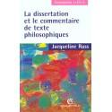 La Dissertation Et Le Commentaire De Textes Philosophiques