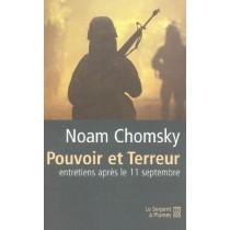 Pouvoir Et Terreur - Entretiens Apres Le 11 Septembre