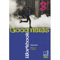 Anglais - 3Eme - Palier 2, 2e année - Workbook (édition 2009)