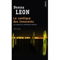 Le cantique des innocents - Une enquête du commissaire Brunetti