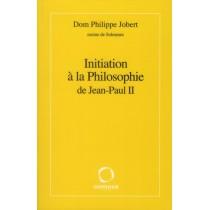 Initiation à la philosophie de Jean-Paul II