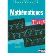Mathématiques - 1Re ST2S - Livre de l'élève (édition 2007)