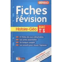 Histoire-géographie - Terminale S - Fiches de révision