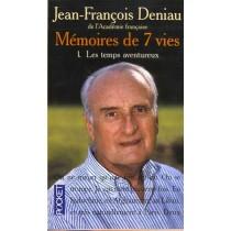 Les Memoires Des Sept Vies T.1 - Temps Aventureux