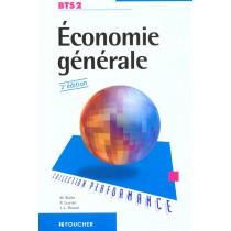 Economie Generale - 2E Annee Bts - Livre De L'Eleve