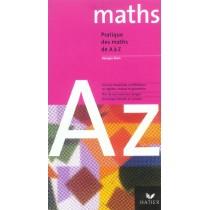 PRATIQUE DES MATHS DE A A Z