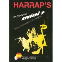Dictionnaire mini-plus Harrap's - Espagnol-français / Français-espagnol (édition 2005)