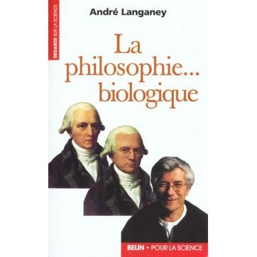 Philosophie Biologique