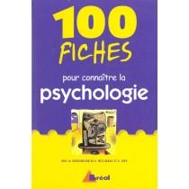 100 Fiches Pr Comprendre La Psychologie