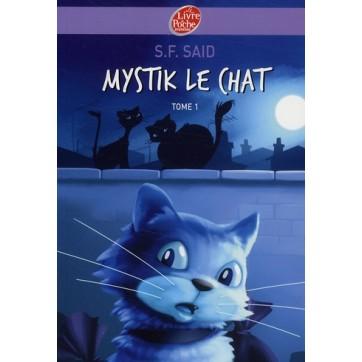 Mystik le chat t.1