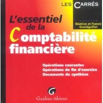 Essentiel De La Comptabilite Financiere (L')