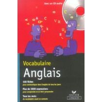 Vocabulaire Anglais