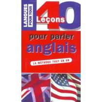 40 Lecons Pour Parler L'Anglais