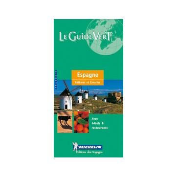 Le Guide Vert - Espagne - Baleares Et Canaries