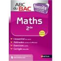 Réussite maths - 2Nde - Programme 2010