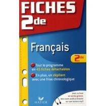 Fiches bac - Français - 2Nde