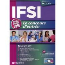 Concours d'entree en IFSI (édition 2010)
