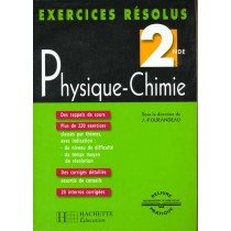 Exercices Resolus Physiques-Chimie 2e