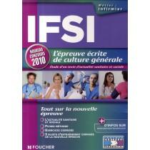 IFSI - L'épreuve écrite de culture générale - Concours (édition 2010)