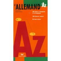 L'Allemand De A A Z - Edition 97