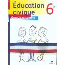 Education civique - 6Eme - Livre de l'élève (édition 2005)
