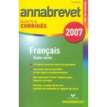 Français - Toutes séries (édition 2007)