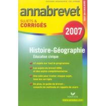 Histoire-géographie-éducation civique (édition 2007)