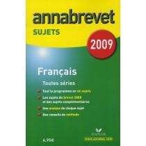 Français - Sujets (édition 2009)