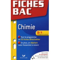 Fiches bac - Chimie