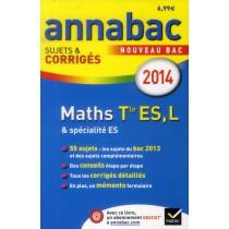 Mathématiques - Terminale ES - Spécifique & spécialité (édition 2014)