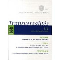 Pauvretés et exclusions sociales (juille t/ Septembre 2009)