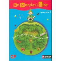 Lecture - CP - Cahier-livre t.1