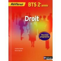 Droit - BTS 2ème année - Livre de l'élève
