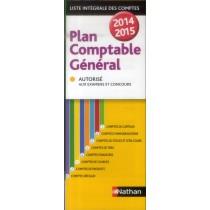 Plan comptable général - 2014/2015
