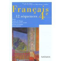 Français textes 4e - Edition 2002